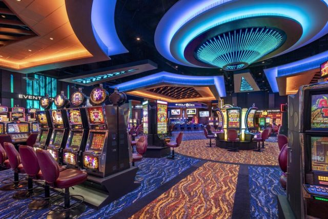Online Casino Is Crucial To Your corporation